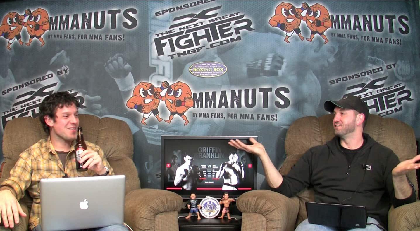 Episode 39- UFC 126: Silva vs. Belfort Preview – MMANUTS