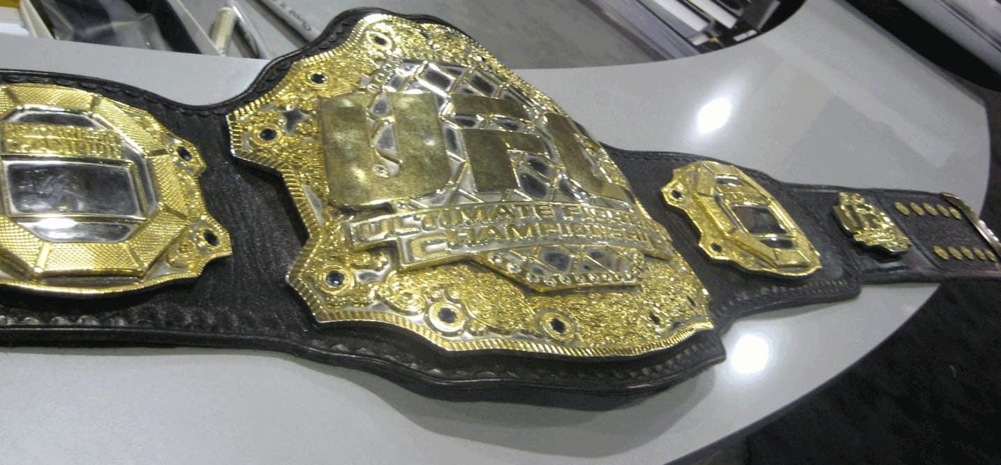 UFC's Greatest Championship Reigns