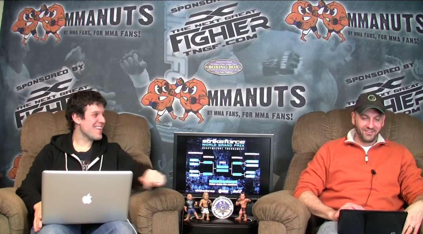 Episode 44- Recap Strikeforce Fedor vs. Silva – MMANUTS
