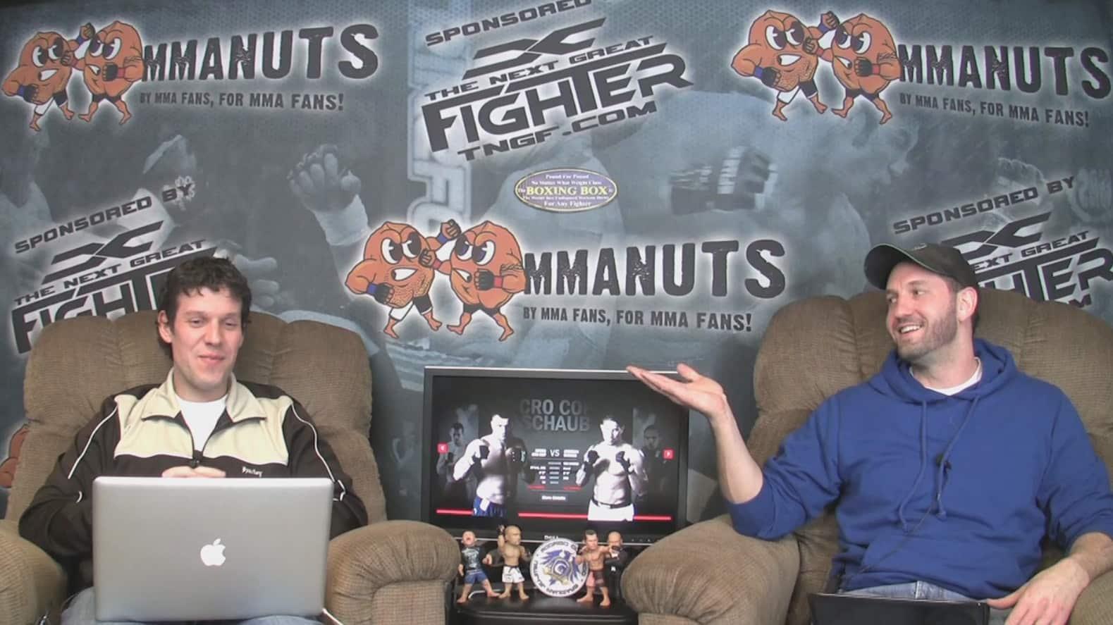 Episode 47- UFC 128: Shogun vs. Jones Preview – MMANUTS