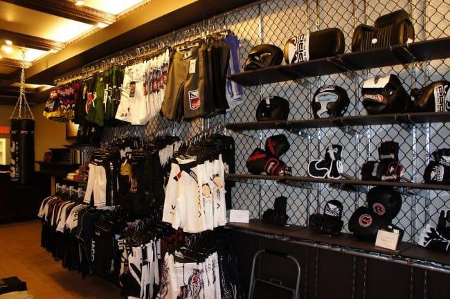 East Coast MMA Shop