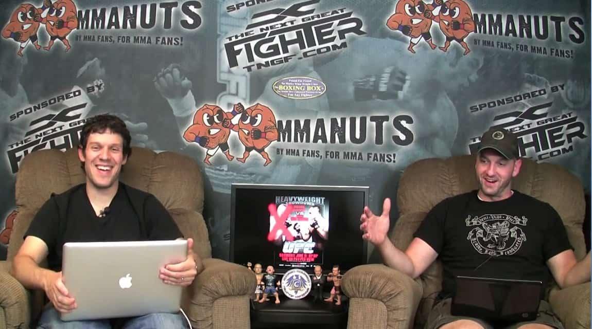 Episode 59- UFC 131: Dos Santos vs Carwin Recap – MMANUTS.COM
