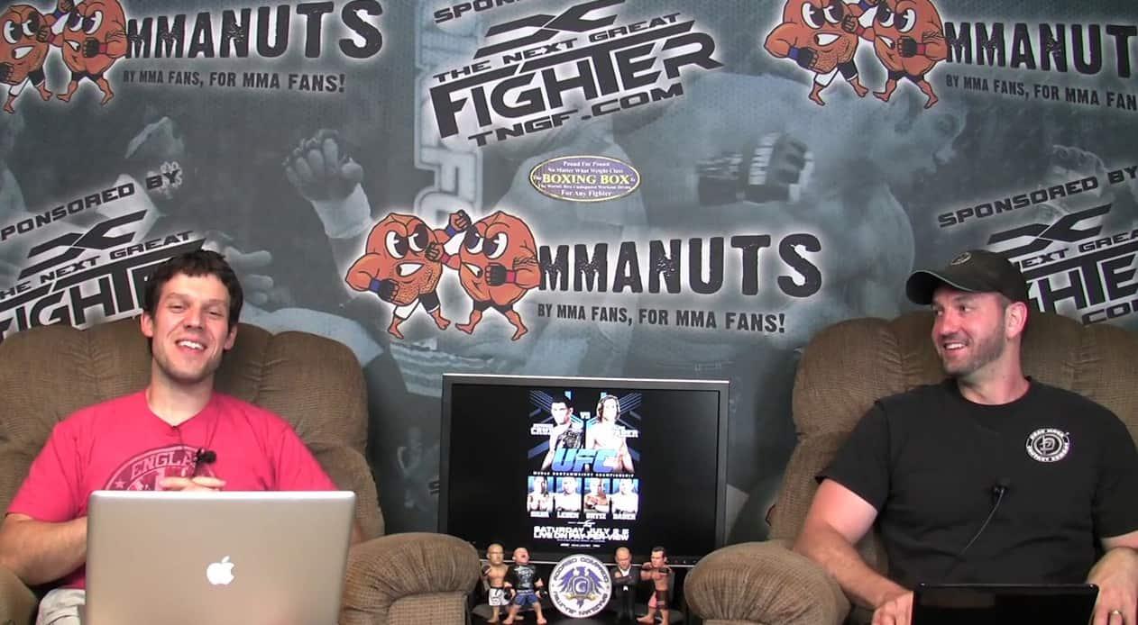 Episode 61- UFC 132: Cruz vs. Faber Preview – MMANUTS.COM