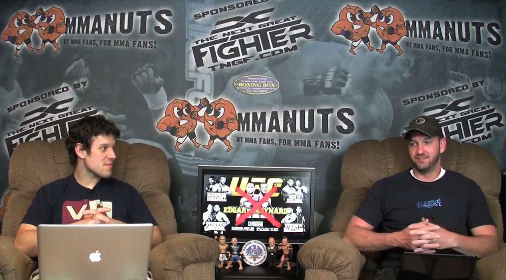 Episode 58- UFC 130: Rampage vs Hamill Recap – MMANUTS.COM