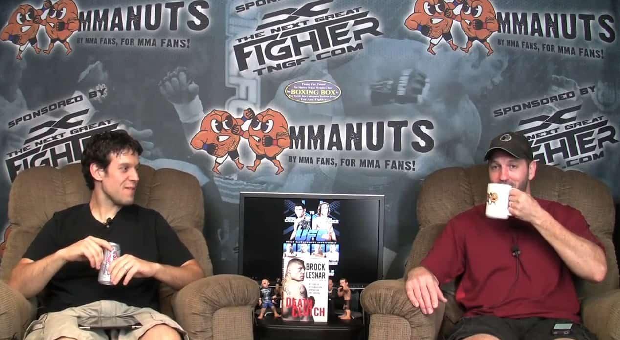 Episode 62- UFC 132: Cruz vs. Faber Recap – MMANUTS.COM