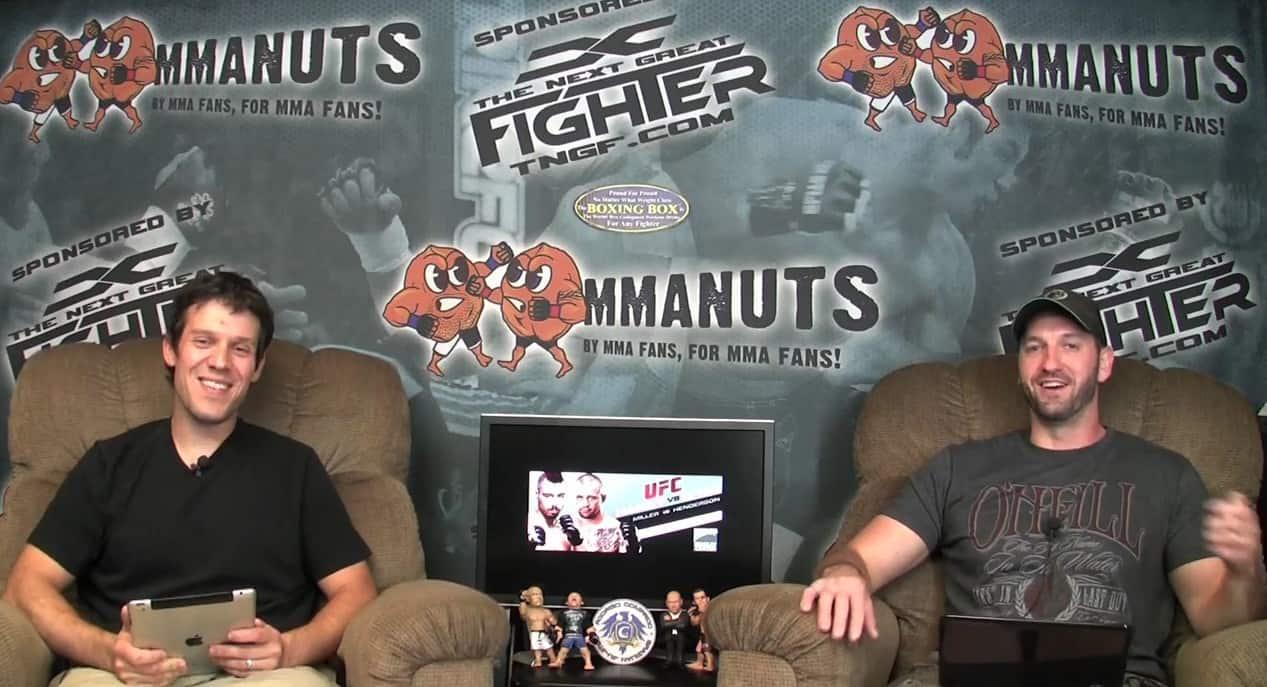 Episode 65- UFC Live: Dan Hardy vs. Chris Lytle Preview – MMANUTS.COM
