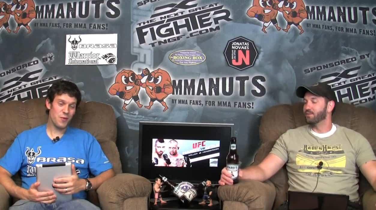 Episode 67- UFC on Versus 5: Hardy vs. Lytle Recap – MMANUTS.COM