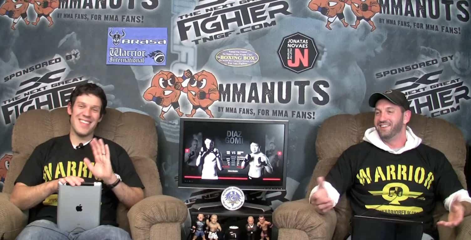 Episode 71- UFC 135: Rampage vs Jones Preview – MMANUTS.COM
