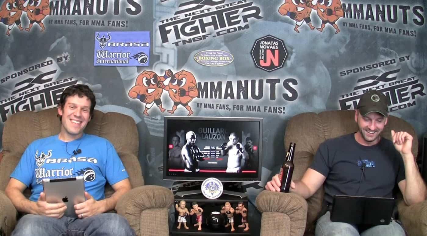 Episode 74- UFC 136: Edgar vs Maynard III Preview – MMANUTS.COM