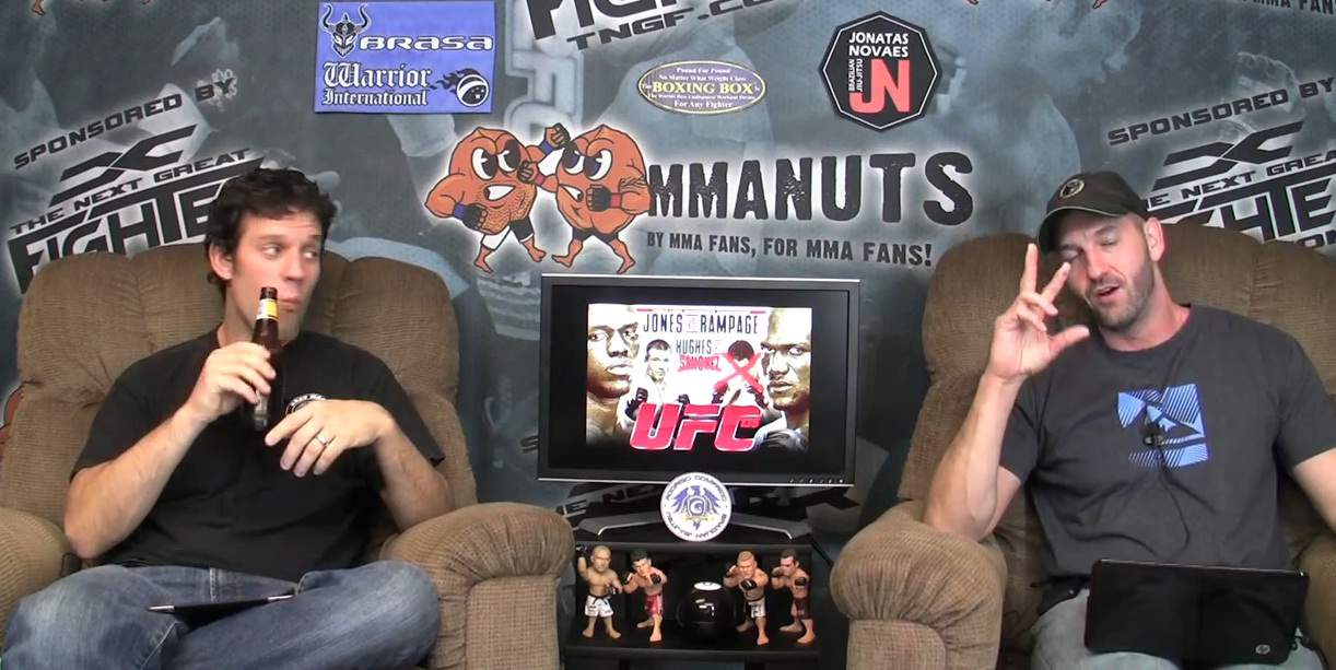 Episode 73- UFC 135: Jon Jones vs Rampage Jackson Recap – MMANUTS.COM
