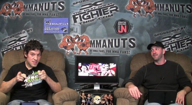 Episode 77- UFC 138 and UFC on Fox Preview – MMANUTS.COM