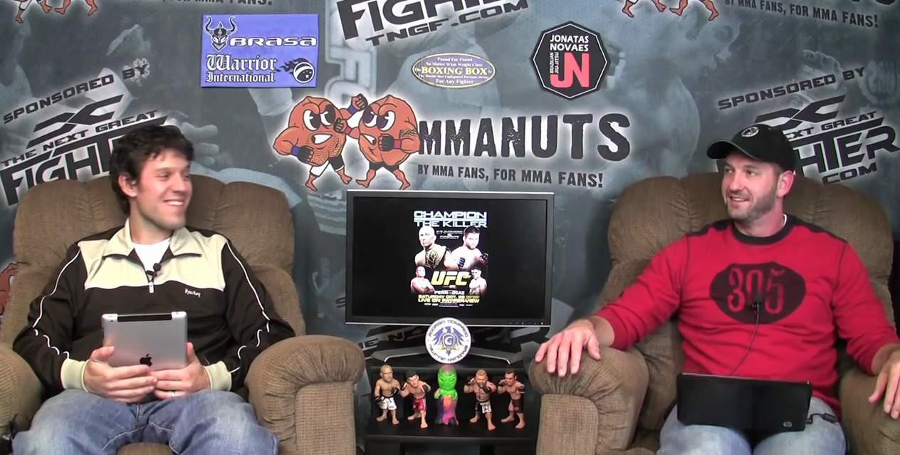 Episode 76- UFC 137: Penn vs Diaz – MMANUTS.COM