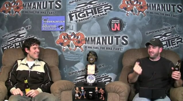 Episode 81- UFC 139: Shogun vs Henderson Recap – MMANUTS.COM