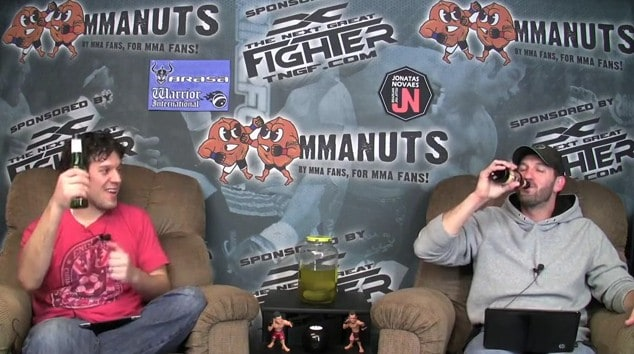 Episode 82- UFC 140: Jones vs Machida Preview – MMANUTS.COM