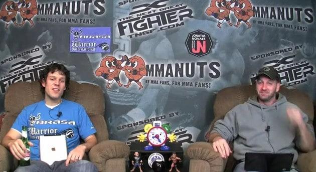 Episode 83- TUF 14: Bisping vs Miller Recap – MMANUTS.COM