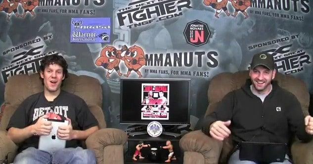 Episode 84- UFC 140: Jones vs Machida Recap – MMANUTS.COM