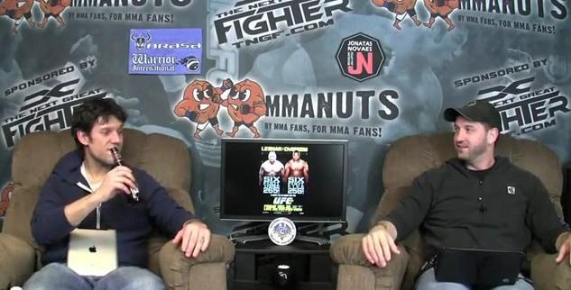 Episode 87- UFC 141: Lesnar vs Overeem Recap – MMANUTS.COM