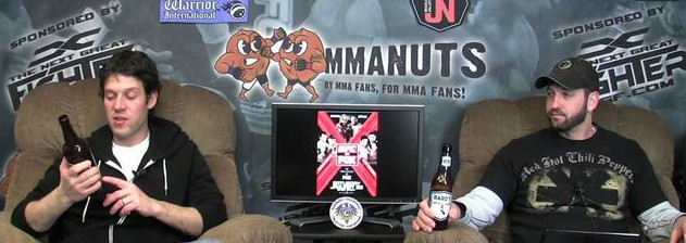 Episode 91- UFC on FOX  Recap and UFC on Fuel Preview – MMANUTS.COM