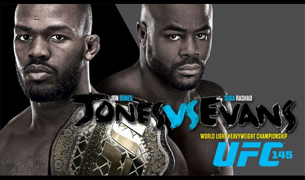 UFC 145 Predictions