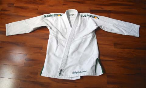 Submission Fight Co. Hemp Sensation Gi Review
