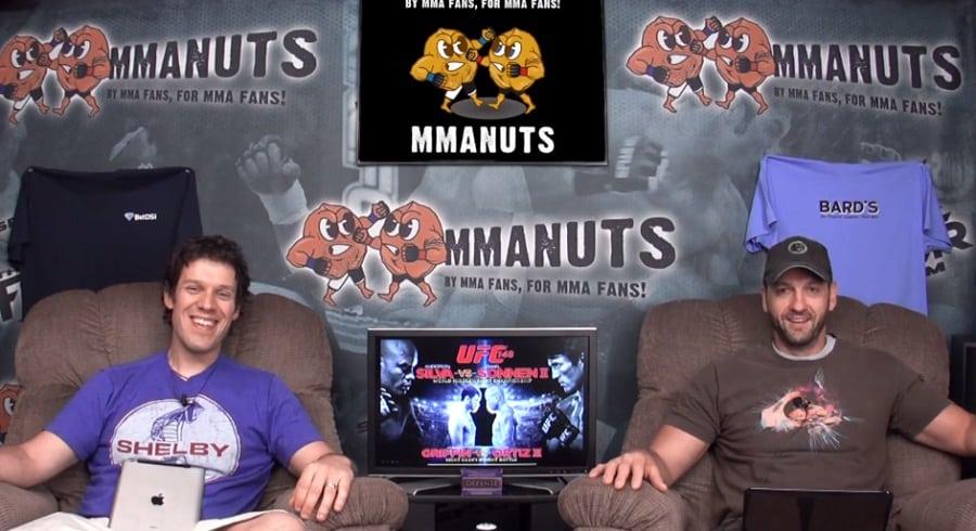 EP #110- UFC 148: Silva vs Sonnen II Recap
