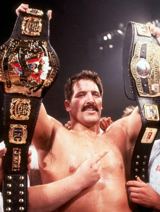dan severn belts