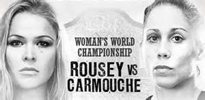 Liz Carmouche Has Nothing to Lose Against Ronda Rousey at UFC 157