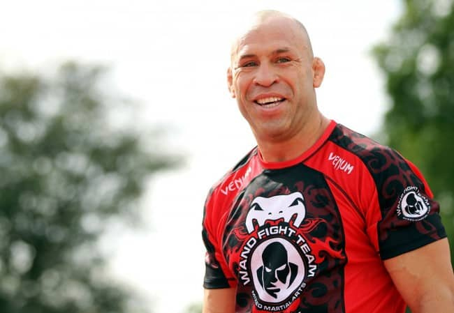 Wanderlei Silva and Nick Diaz Represent Real Fighters