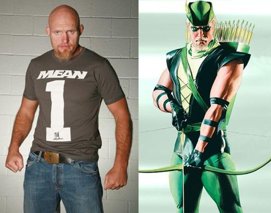 Jardine Green Arrow
