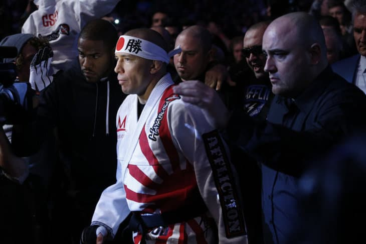 If GSP is a Cheater, MMA is Built Upon a House of Lies