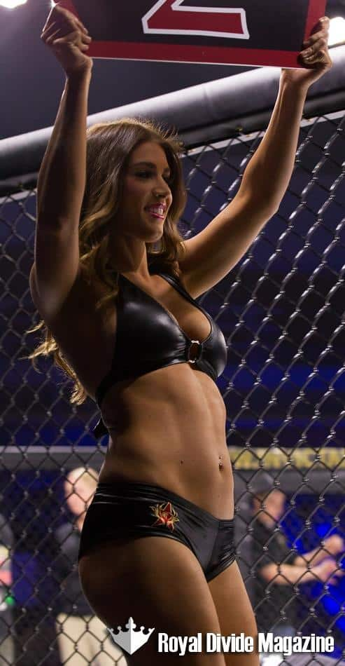 Meet Gianna Puppo | MMA Ring Card Girl and Nurse (PICS)