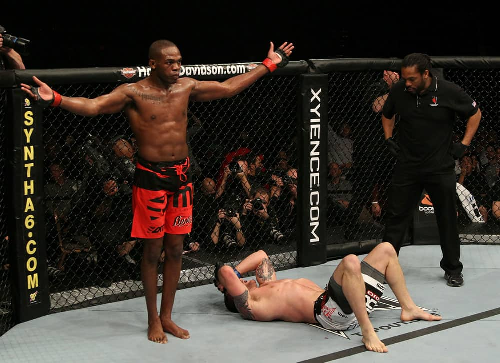 Jon Jones Wants You to Look at His Out of Shape Body