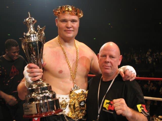 UFC and PRIDE Veteran Semmy Schilt Retires