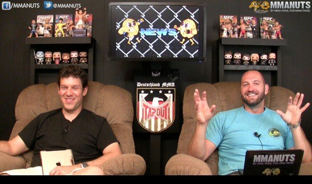 EP # 166 | UFC 164 Preview | Henderson vs Pettis | MMANUTS