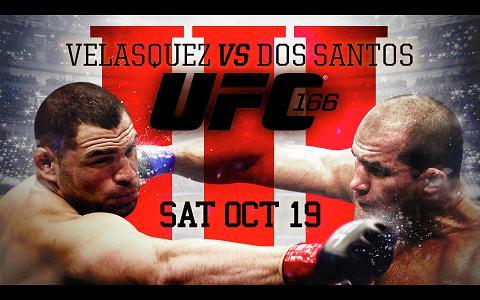 UFC 166 Predictions | Velasquez vs Dos Santos
