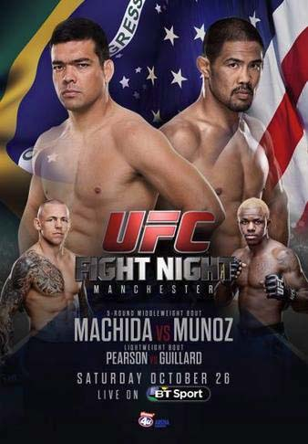 UFC Fight Night 30 Predictions | Machida vs Munoz