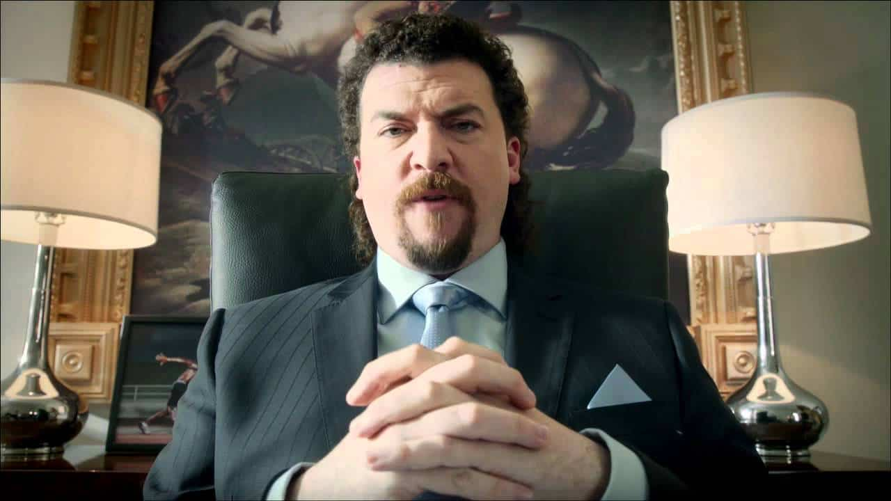 Kenny Powers Brother Throwback Video Kenny Powers