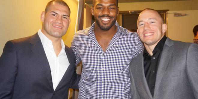 Jon Jones wants a superfight with Cain Velasquez - MMANUTS Jon Jones Vs Cain Velasquez
