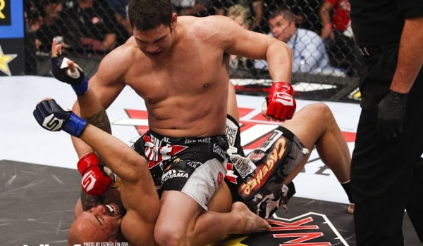 Lavar Johnson vs Shane Del Rosario