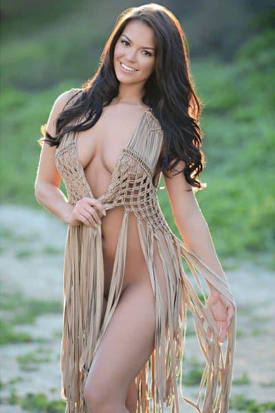 star trek woman naked