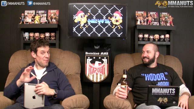 EP # 181 | UFC 168 Recap | Anderson Silva vs Chris Weidman II | MMANUTS