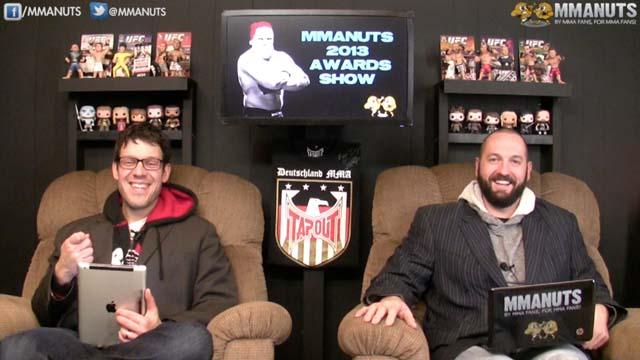 EP # 182 | 2013 MMA Awards Show | MMANUTS
