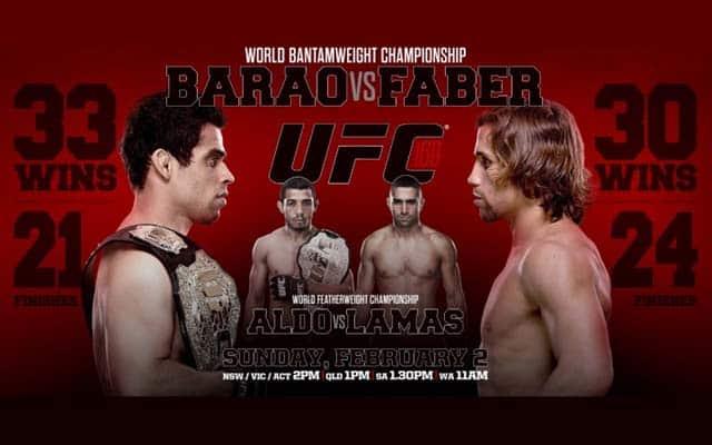 UFC 169 Predictions | Renan Barao vs Urijah Faber