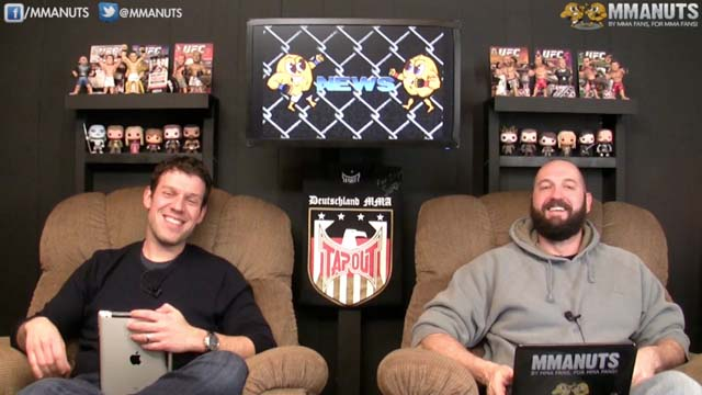 UFC Fight Night 36 Preview | Machida vs Mousasi | MMANUTS | EP# 187