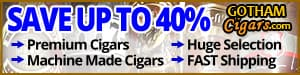 Gotham Cigar Coupon code