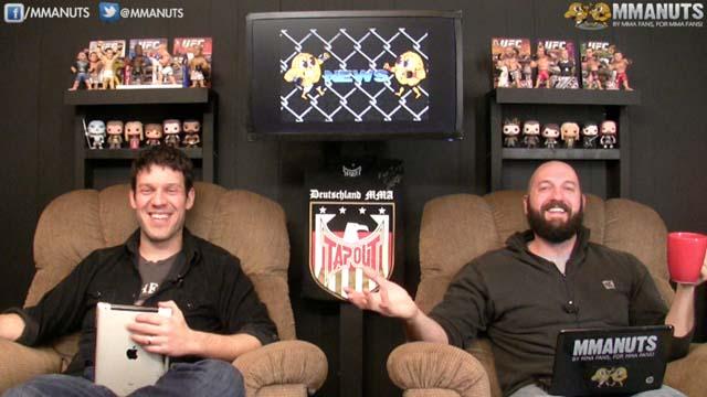 UFC 170 Preview | Rousey vs McMann | UFC Fight Night 36 Recap | MMANUTS