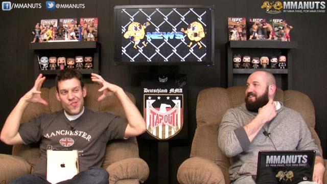 UFC 171 Recap | Hendricks vs Lawler | MMANUTS | EP # 192