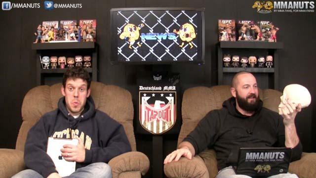 UFC Fight Night 37 Preview | Gustafsson vs Manuwa | MMANUTS | EP # 190