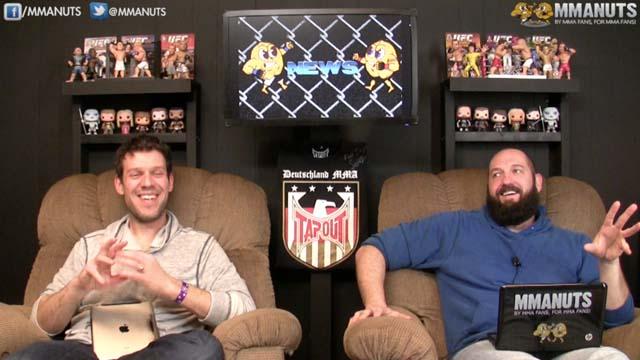 UFC on FOX 11 Preview | Fabricio Werdum vs Travis Browne | MMANUTS | EP # 195
