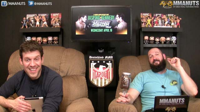 UFC 172 Preview | UFC on FOX 11 Recap | MMANUTS | EP # 196